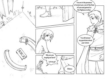 Storyline: Chapter 1 Page 8
