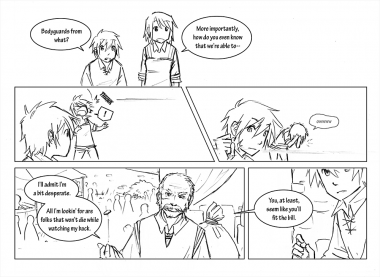 Storyline: Chapter 2 Page 5