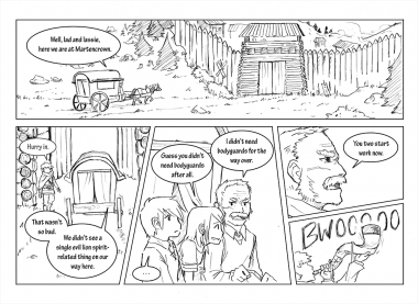 Storyline: Chapter 2 Page 8