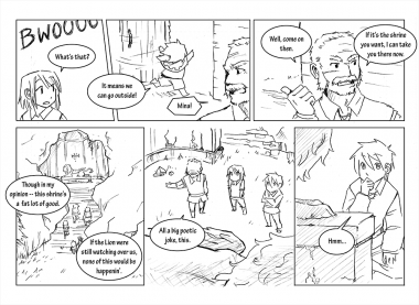 Storyline: Chapter 2 Page 11