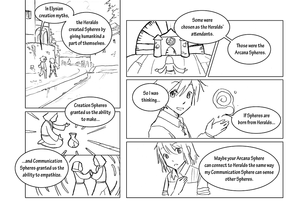 Storyline: Chapter 3 Page 9