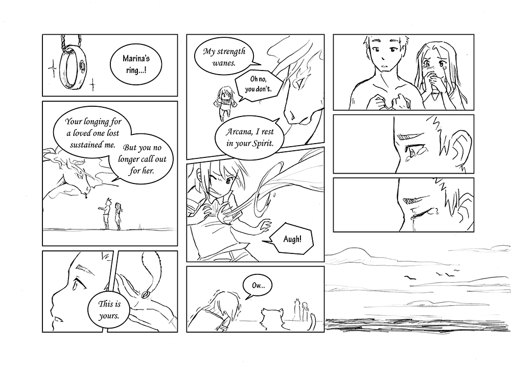 Storyline: Chapter 3 Page 23