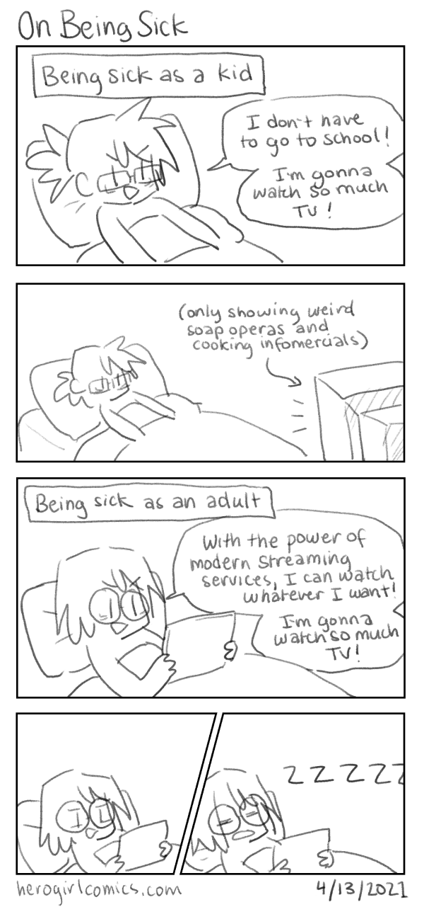 On Being Sick