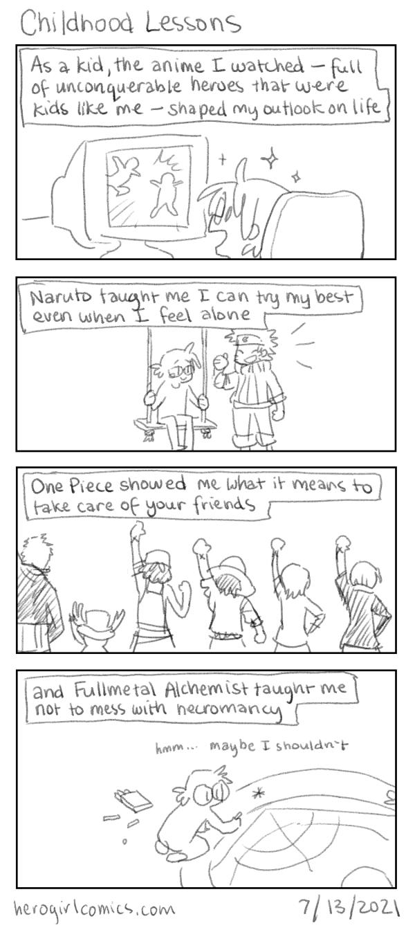 Childhood Lessons
